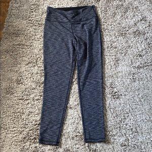 Vogo Athletica Grey/Black Marbled Leggings